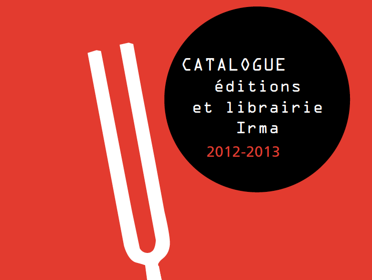 Nov2012 Irmactiv &gr; catalogue