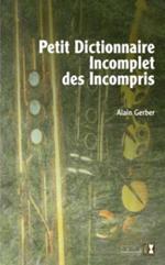 Janv2013 Livres &gr; petit dico