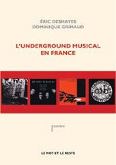 Janv09Livres &gr; underground